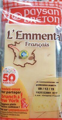 L'Emmental Francais - Produit - fr