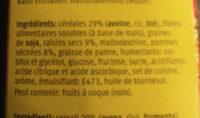 Farmer Soft Pomme - Ingrédients - fr