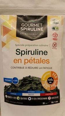 spiruline en pétales - Product