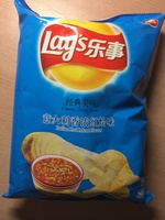 Lay's Italian Red Meat Flavor potato chips - 产品 - en