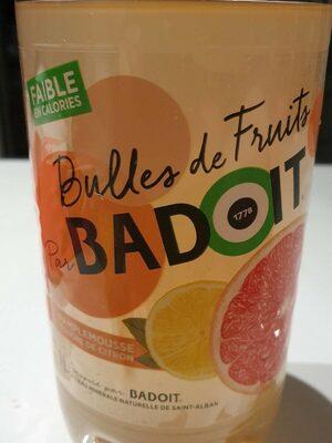 Bulle de fruits - Product - fr