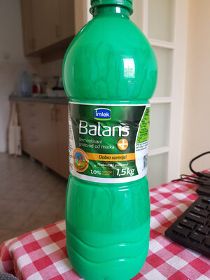 Balans+ - Производ - en