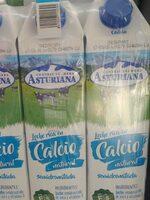 Leche asturiana calcio semidesnatada - Producto