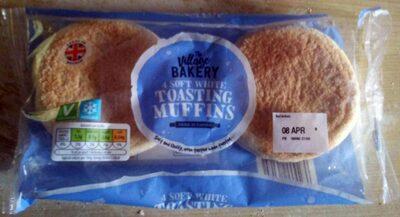 Toasting Muffins - Produit