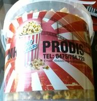 Pop Corn - Produit