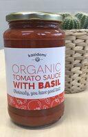 Sauce Tomate Basilic Bio Kazidomi - Instruction de recyclage et/ou information d'emballage - fr