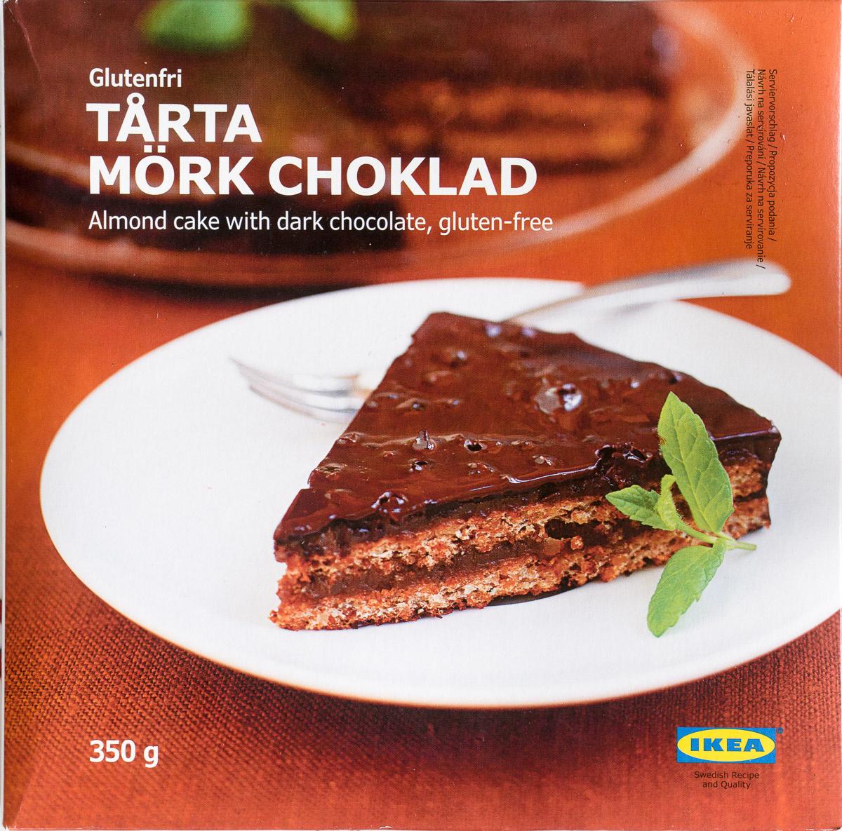Tarta Mork Choklad Ikea 350 G