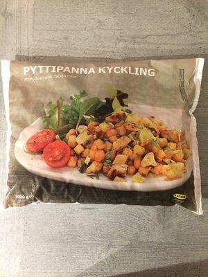 Pyttipanna Kyckling, Pfannengericht Mit Kartoffeln. .. - Produit