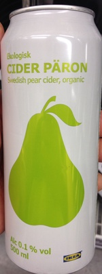Cider Päron - Product