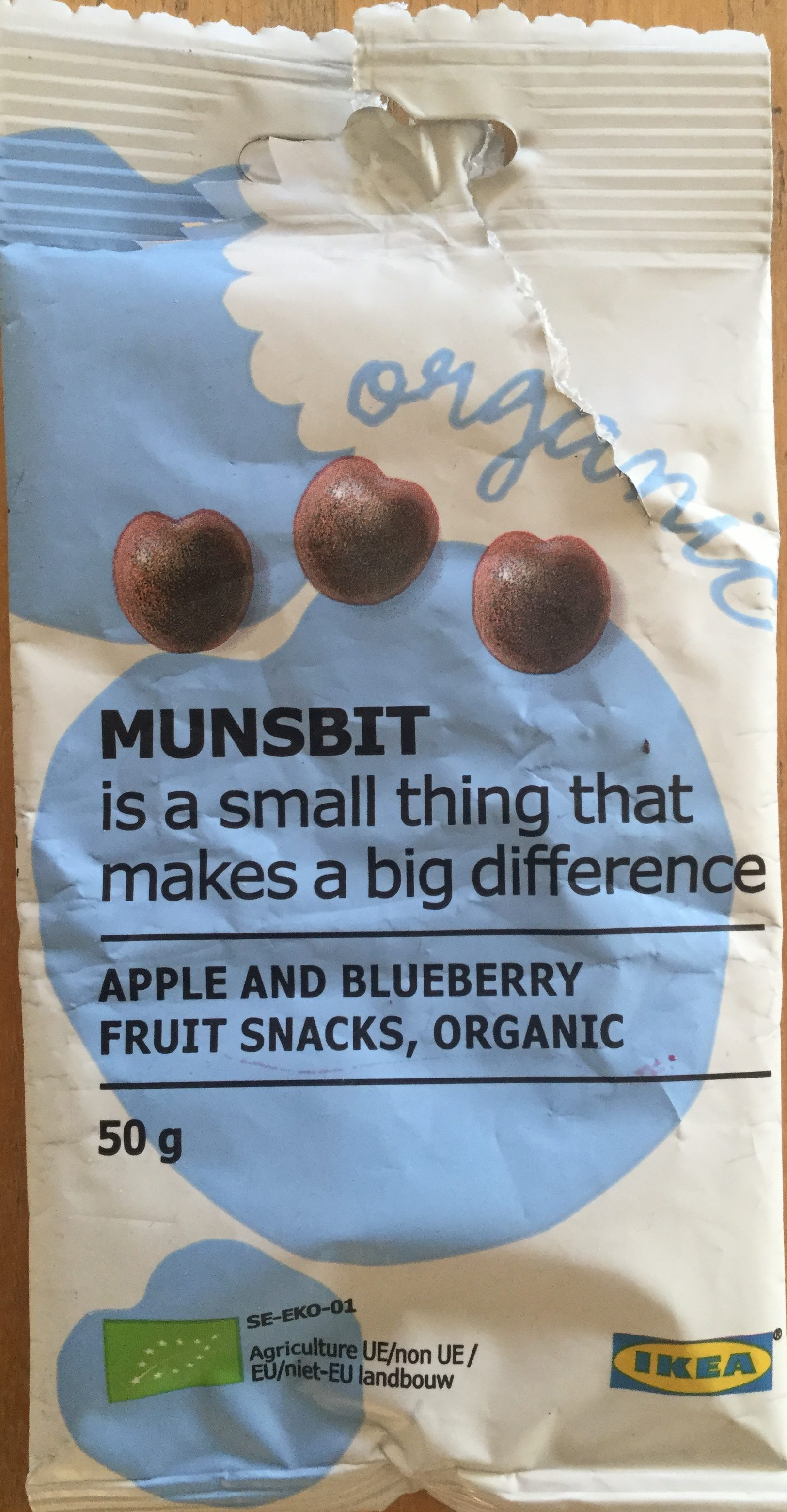 Munsbit - Produit