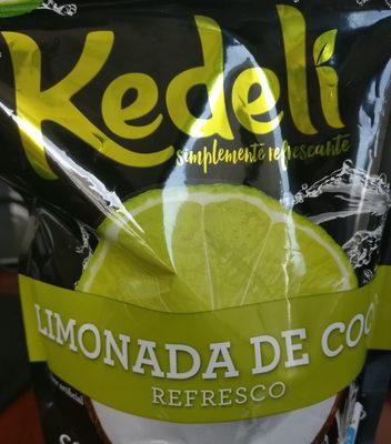 Limonada de Coco - Produit