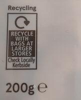 Tesco Cashew Nuts - Instruction de recyclage et/ou informations d'emballage - en