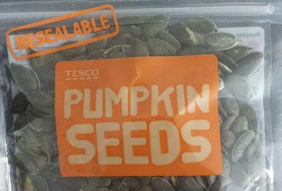 Pumpkin Seeds - Produit