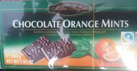 Chocolate orange mints - Producte - ar