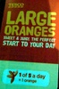 large oranges - Product