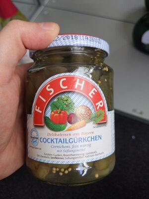 Cocktailgürkchen - Produit