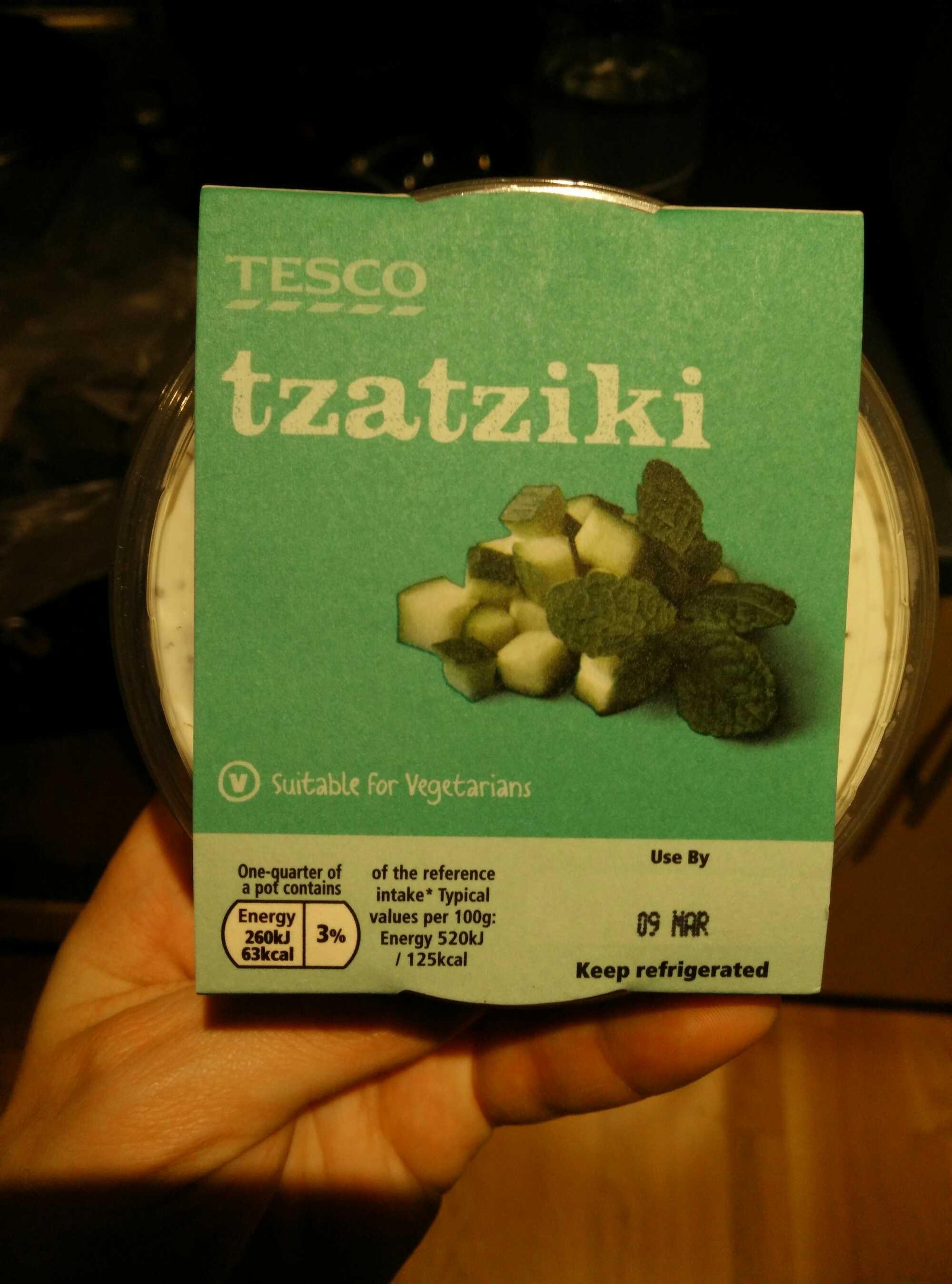 Tzatziki - Product - en