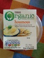 Organic houmous - Produit
