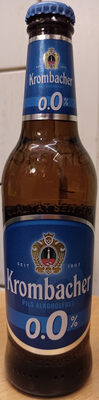 Krombacher Pils Alcoholfrei 0.0% - Tuote - fi