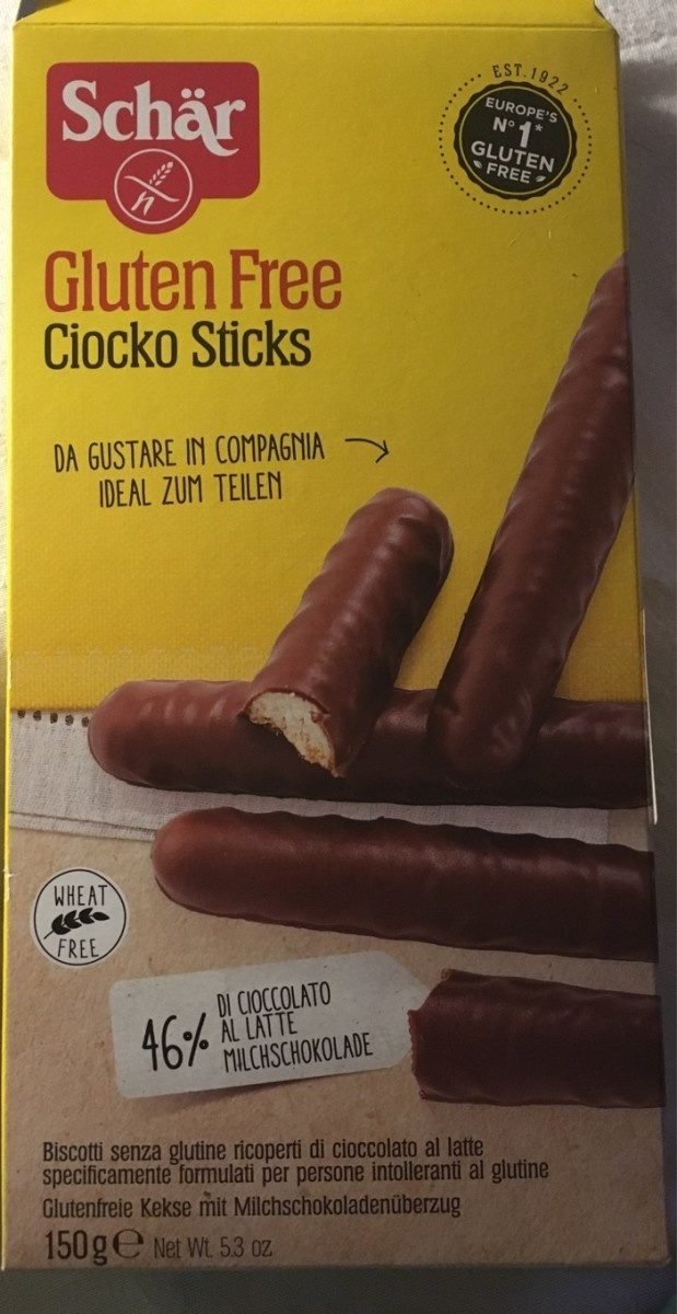 Choco Sticks - Producto - fr