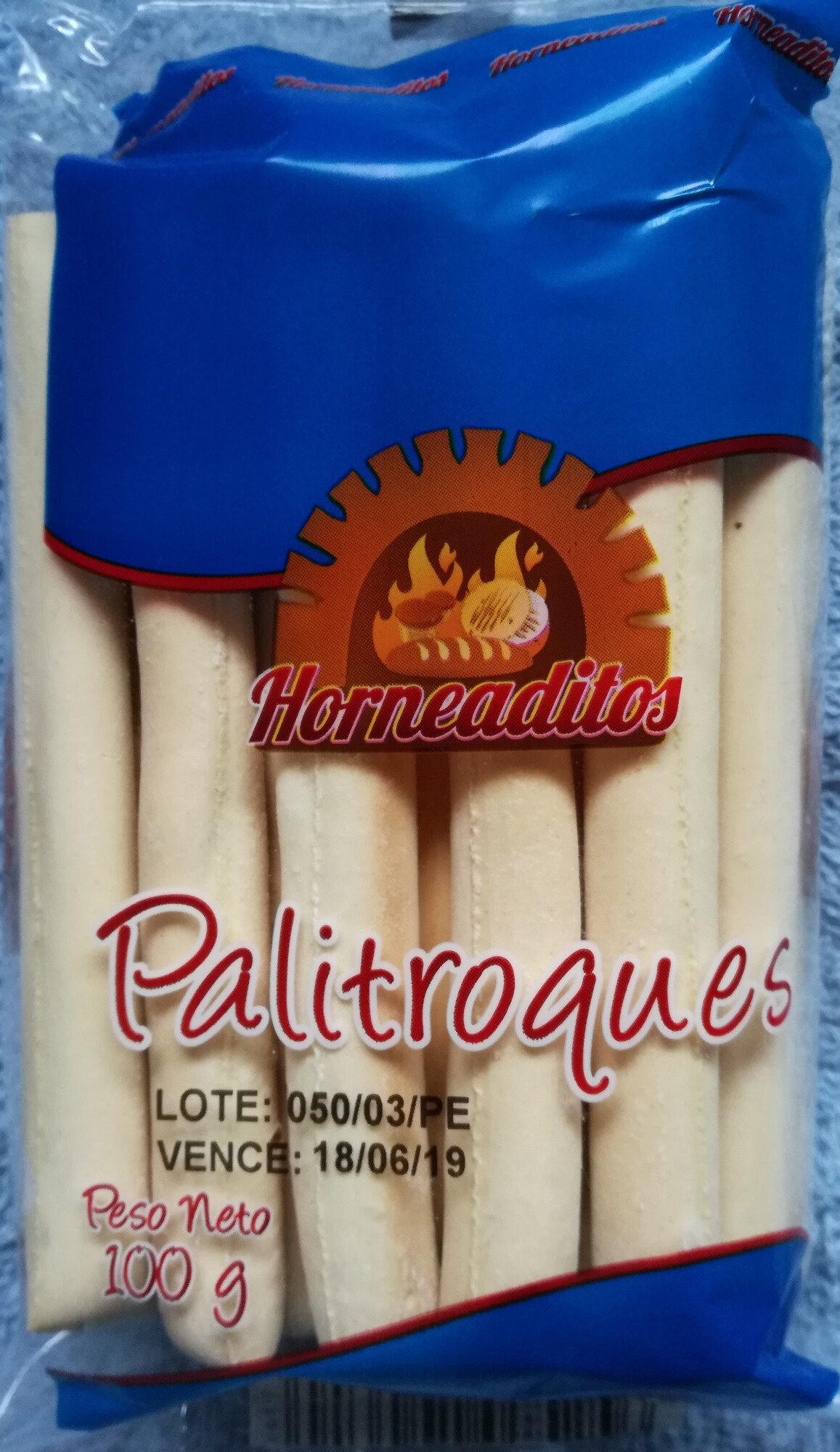 Palitroques - Produit - es