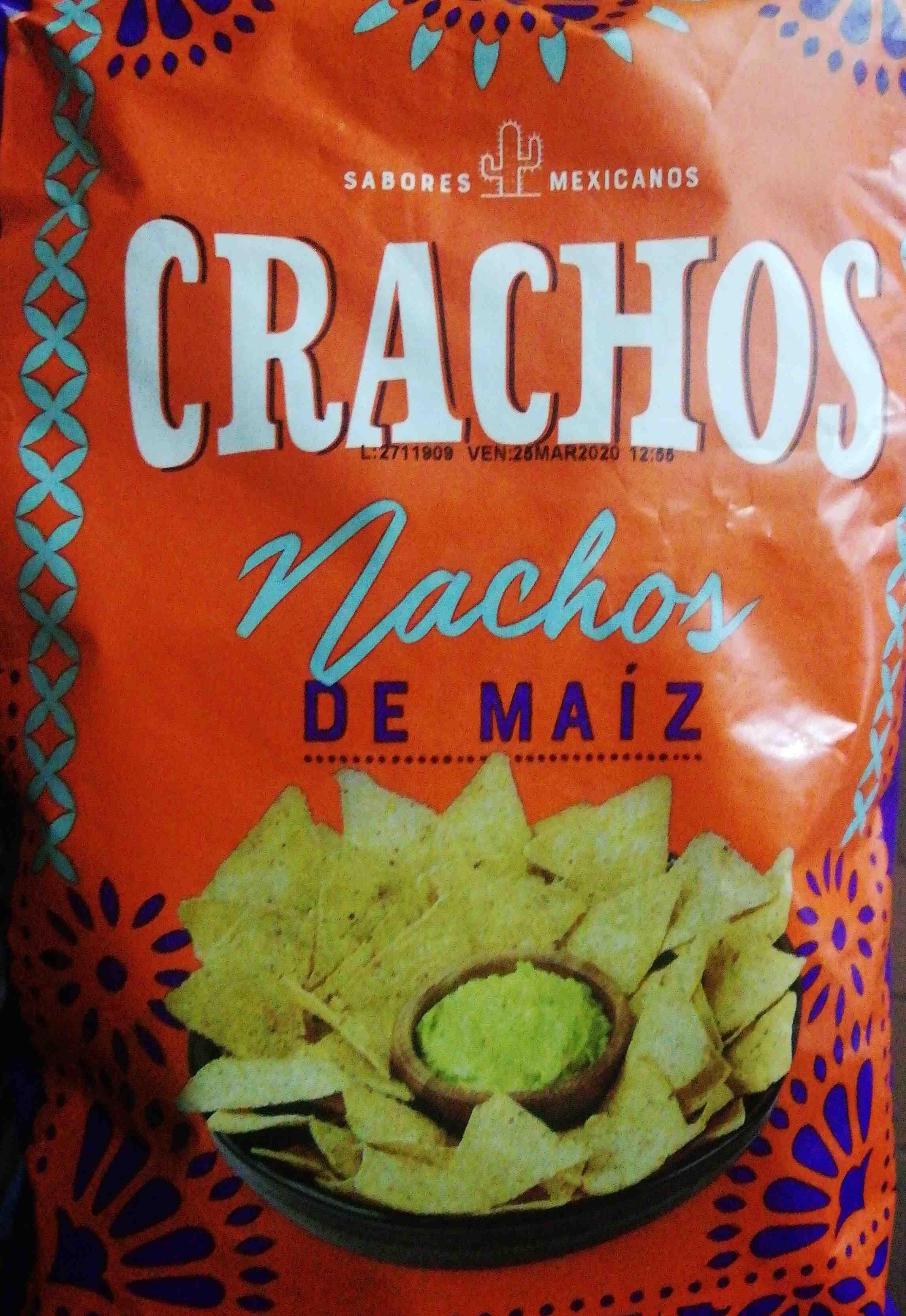 Nachos - Produit - es