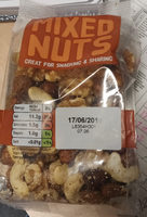 Mixed Nuts - Product