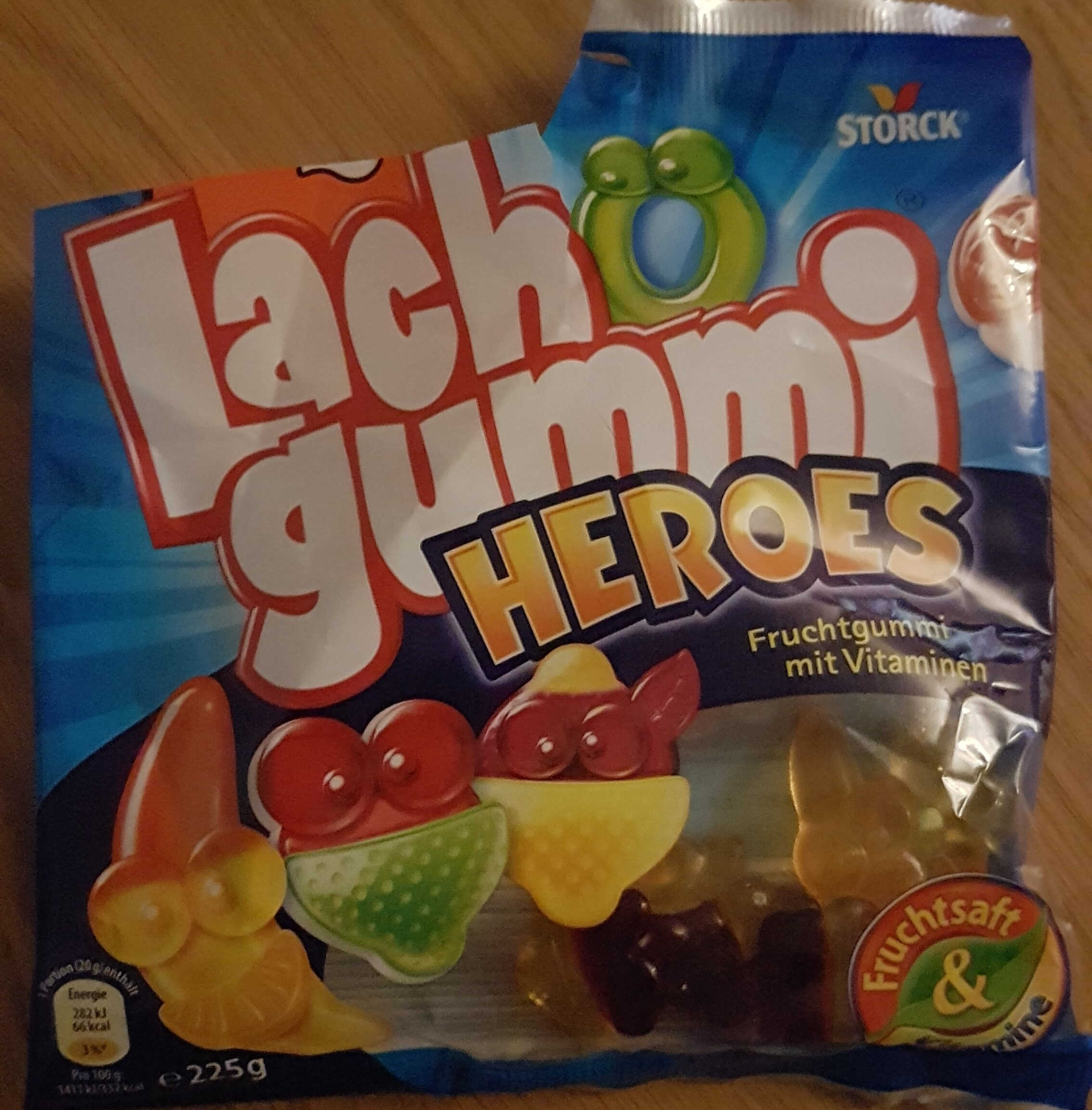 Lachgummi Heroes - Product