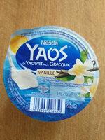 YAOS vanille - Produit - fr