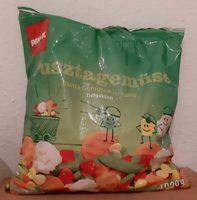 Pusztagemüse Bunte Gemüsemischung Tiefgekühlt - Product