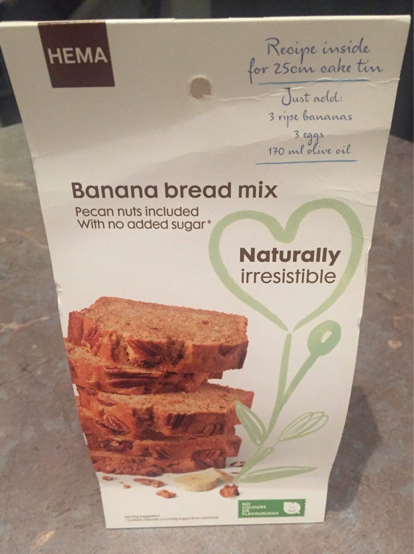 Banana Bread Mix - Product