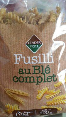 Fusilli au blé complet - Produit