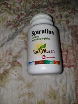 Spirulina - Producto - es
