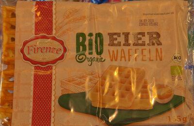 Bio Eier Waffeln - Produit - de