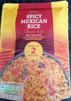 Spicy Mexican rice - Product - en