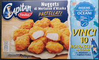 Nuggets di MERLUZZO di Alaska - Produit - it