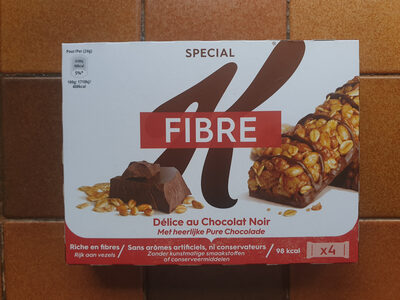 Special K Fibre Delice au Chocolat - Product