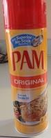 Pam original non stick spray - Product