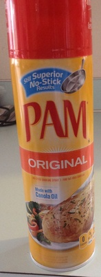 Pam original non stick spray - Product - en