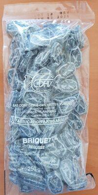 Briquette Réglisse Anis - Product - fr