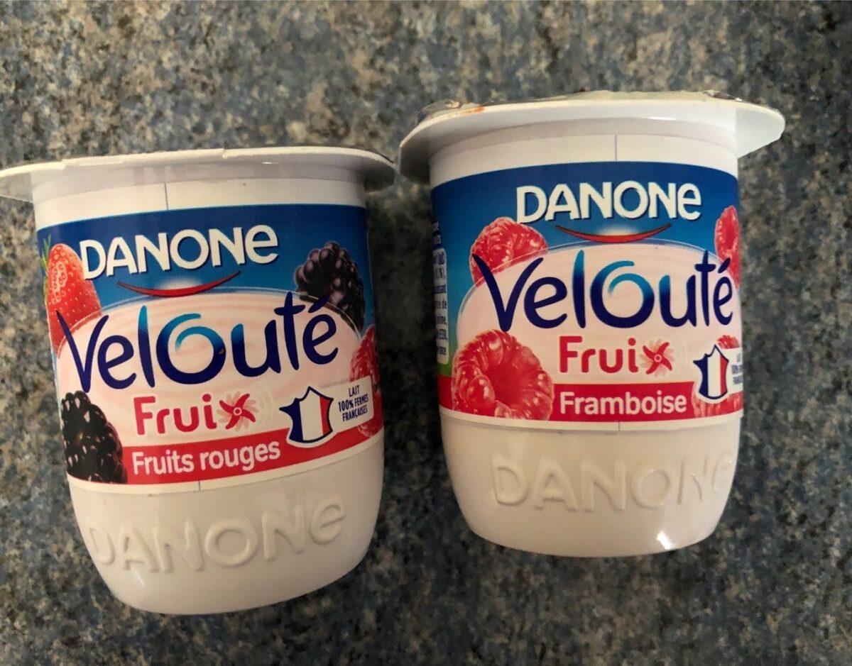 Velouté fruit rouge - Prodotto - fr