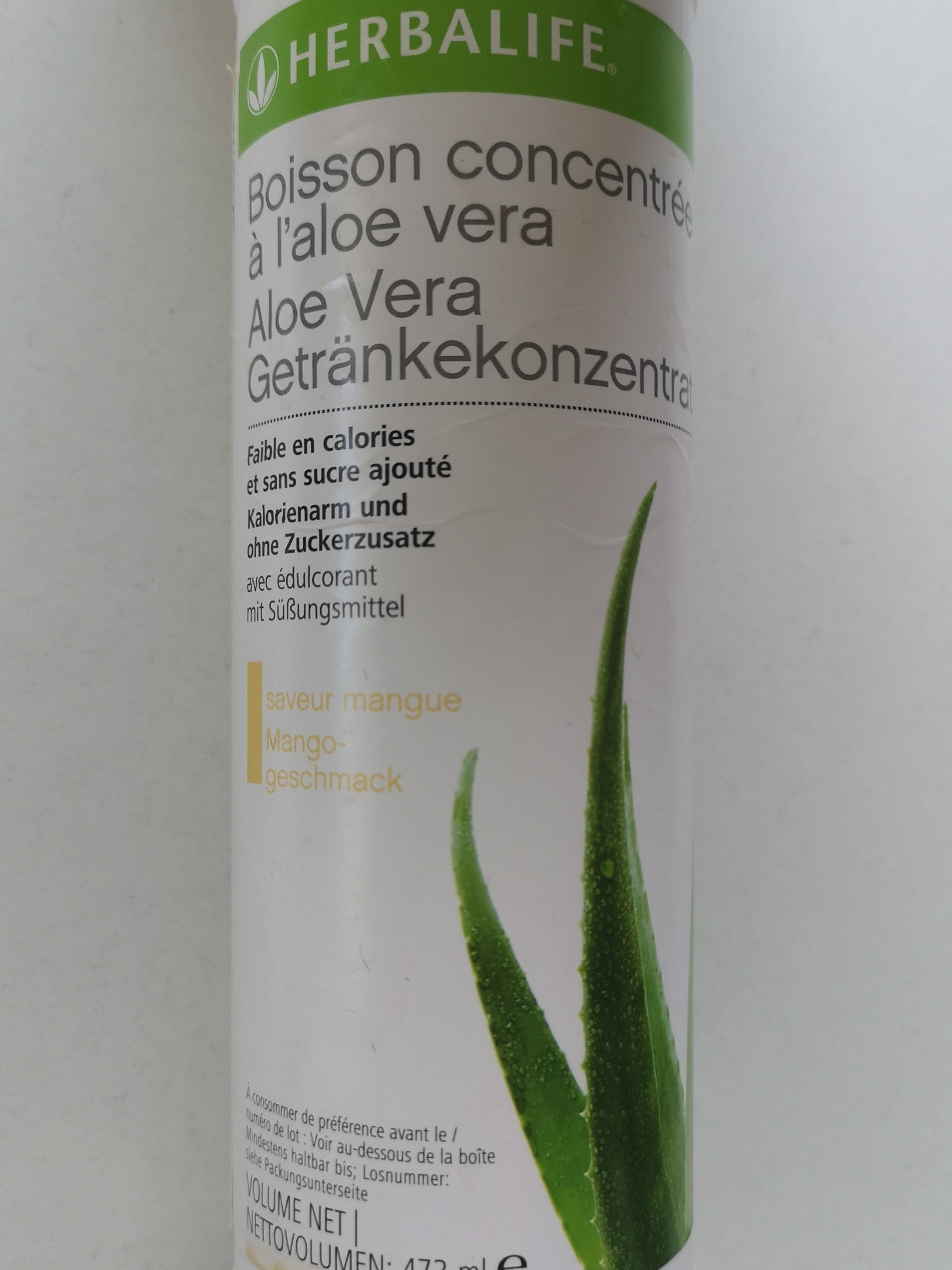 Herbal Aloe Concentrado - Produit - fr