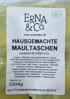 Hausgemachte Maultaschen - Produit - de