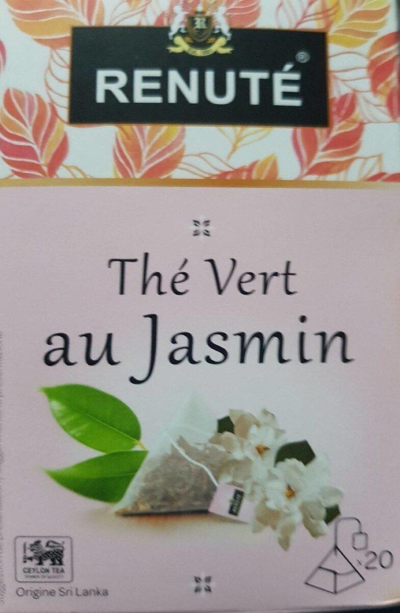 Thé vert au jasmin - Produto - pt