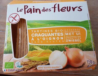 Tartines craquantes au sarrasin sans gluten - Product