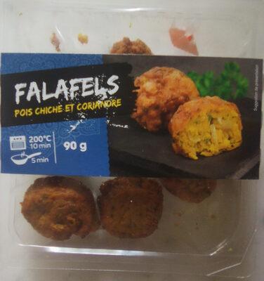 falafels pois chiche et coriandre - Produit
