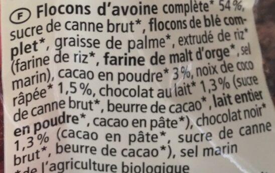 Mais amaranth waffeln - Ingrédients - fr