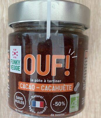 OUF ! la pâte à tartiner - Produit - fr