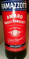 Ramazzotti - Produkt - de