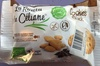 2 cookies amande chocolat - Produit